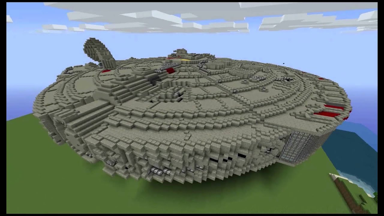 Image Result For Cool Star Wars Things To Build In Minecraft