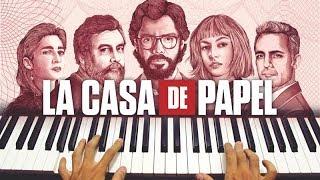 Baixar #55 LA CASA DE PAPEL (My Life is Going On) | Tutorial no Teclado