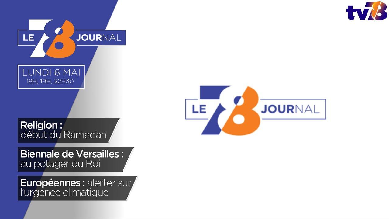 7/8 Le journal. lundi 6 mai 2019