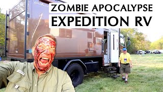 SURVIVE the Zombie Apocalypse with a Global Expedition RV