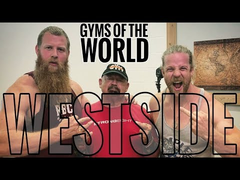 Gyms Of The World – Westside Barbell And Louie Simmons