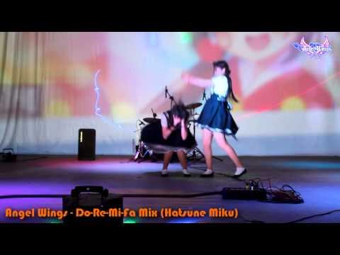 【Angel Wings】Do Re Mi Fa Mix /ドレミファミックス 【踊ってみた】