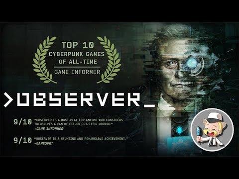 OBSERVER (Critique) [PC]