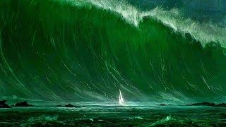 Был не потоп, а гигантское цунами.