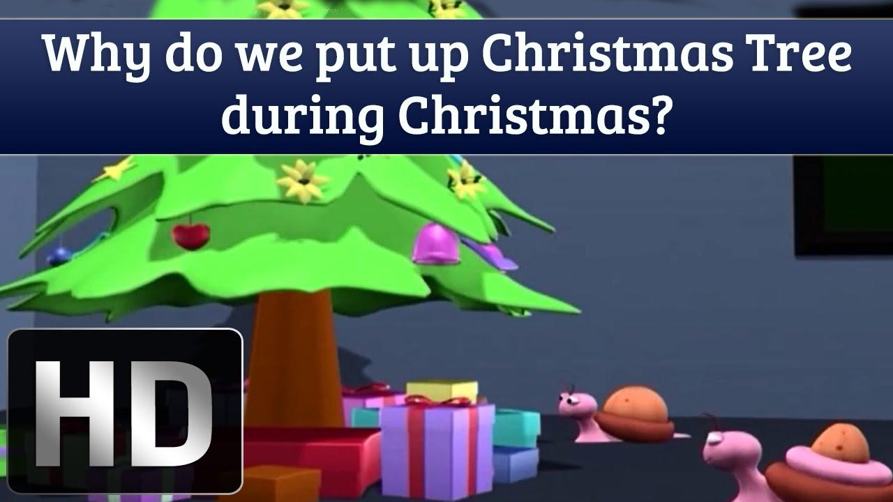 Why Do We Put Up Christmas Tree During Christmas