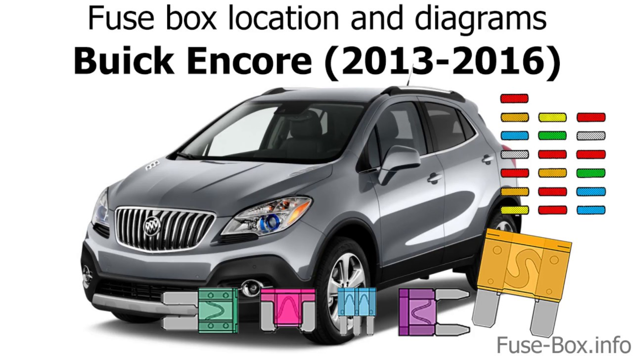 Buick Enclave Fuse Box Diagram