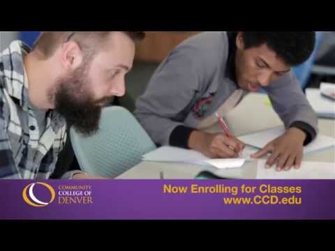 Community College of Denver: Get started on a career in Multimedia Graphic Design