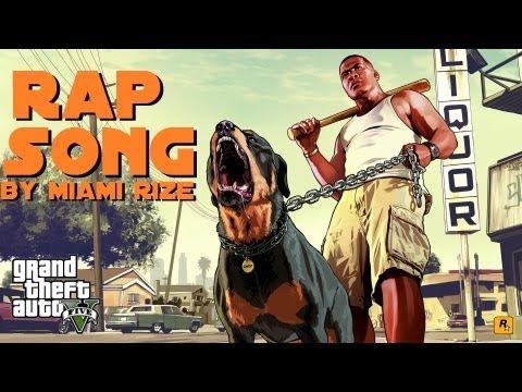 GTA 5 Rap Song