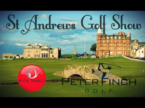 SPECIAL ST ANDREWS  GOLF SHOW