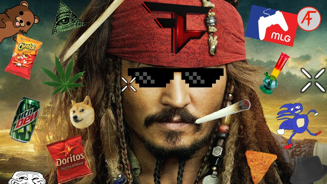 MLG Pirates Of The Caribbean - YouTube