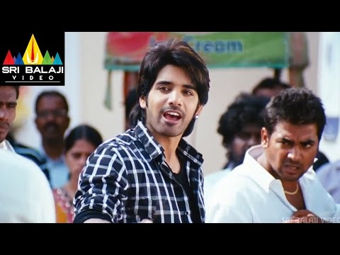 Adda Movie Sushanth Fight with Fish Venkat...