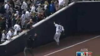Phil Cuzzi- Blown Call - 2009 ALDS