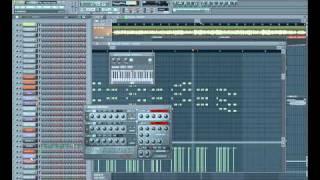 Ke$ha - Tik Tok (Recreate With FL 9.1) + Free FLP