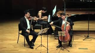Trio Con Spirito - A. Piazzolla - Oblivion