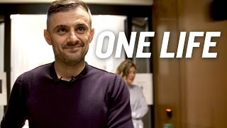 One of GaryVee's most viewed videos: One Life, No Regrets