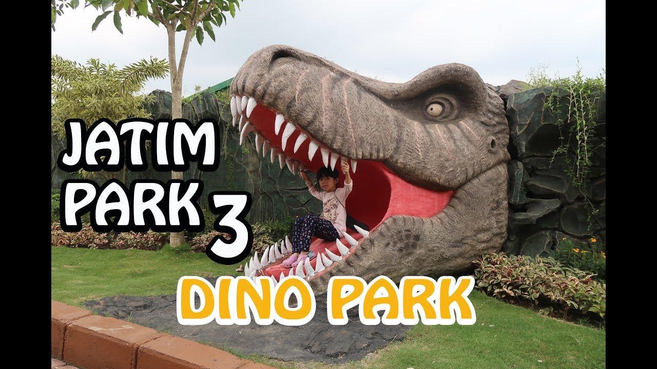 Liburan ke malang, mau ke jatim park 3, ada dino park loh ...
