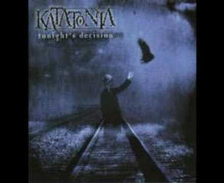 Клип Katatonia - For My Demons