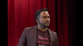 How I built my own car from scratch, the Starfish Ideation | Jerryson Doss | TEDxUTP