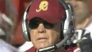 Redskins vs Buccaneers 2007 Week 12
