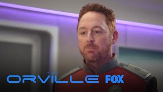 Gordon Asks Kelly If He Can Take The Command Test | Season 2 Ep. 4 | THE ORVILLE