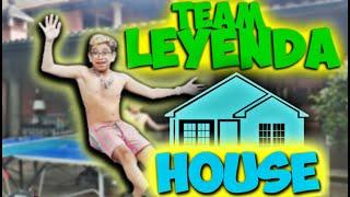 TEAM LEYENDA HOUSE!