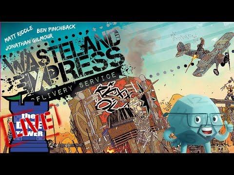 Wasteland Express: Dery Service!!!