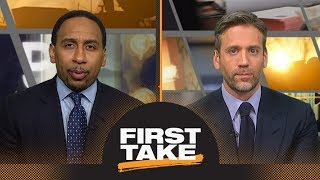 First Take debates if Thunder or Trail Blazers will go further in playoffs | First Take | ESPN