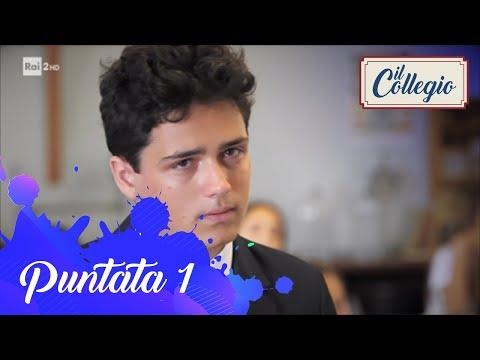 Il tema di italiano e la commozione di Riccardo Tosi - Prima puntata - Il Collegio 3