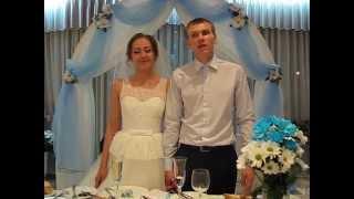 Великолепная свадьба Артема и Кати 24.05.15 г. Ресторан