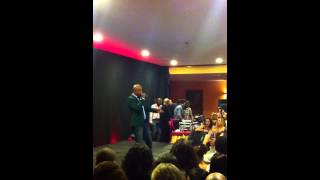 Nha Primere Amor by Nelson Freitas Live from Sensualdance Madrid 2012