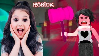 Roblox - MAMÃE FERA DA MARRETA (Flee The Facility) | Luluca Games