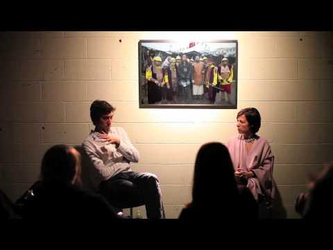 köken ergun in conversation with chus martinez, protocinema, new york, 2013