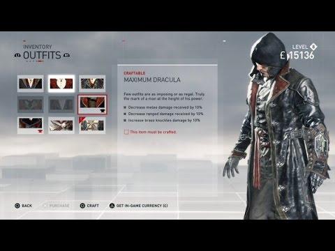 Assassin Creed Syndicate Maximum Dracula Free Roam Youtube