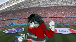 Mondial 2018-ХИТ- клип от кота Матроскина!