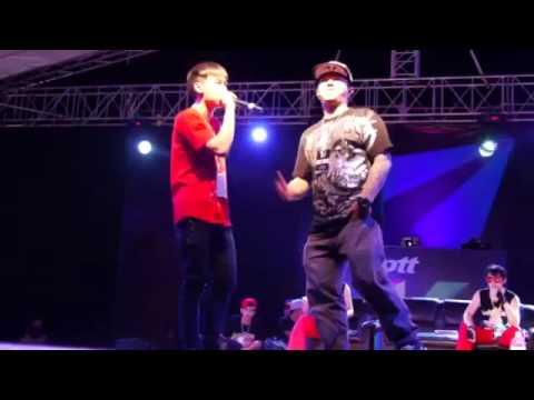 [Mr.T BeatBox] - Beatbox Thailand K-Battle 2012