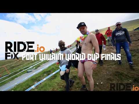 Ride.io- Fort William Finals 2017- VideoFIx