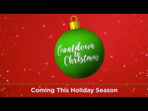 Countdown to Christmas 2018  Hallmark Channel