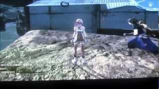 Let's Play Fetching Mog (FFXIII-2)