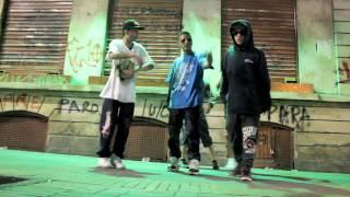 Almas De Barrio FT Amon Style - BOMBO & CLAP (Videoclip official) 2014 ♫ thumbnail
