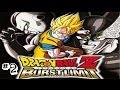 Dragon Ball Z Burst Limit PS3 Saga dei Saiyan 2 I SAIBAIMAN