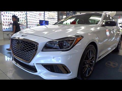 Lithia Hyundai Fresno >> 2018 GENESIS G80 Fresno, Bakersfield, Modesto, Stockton ...