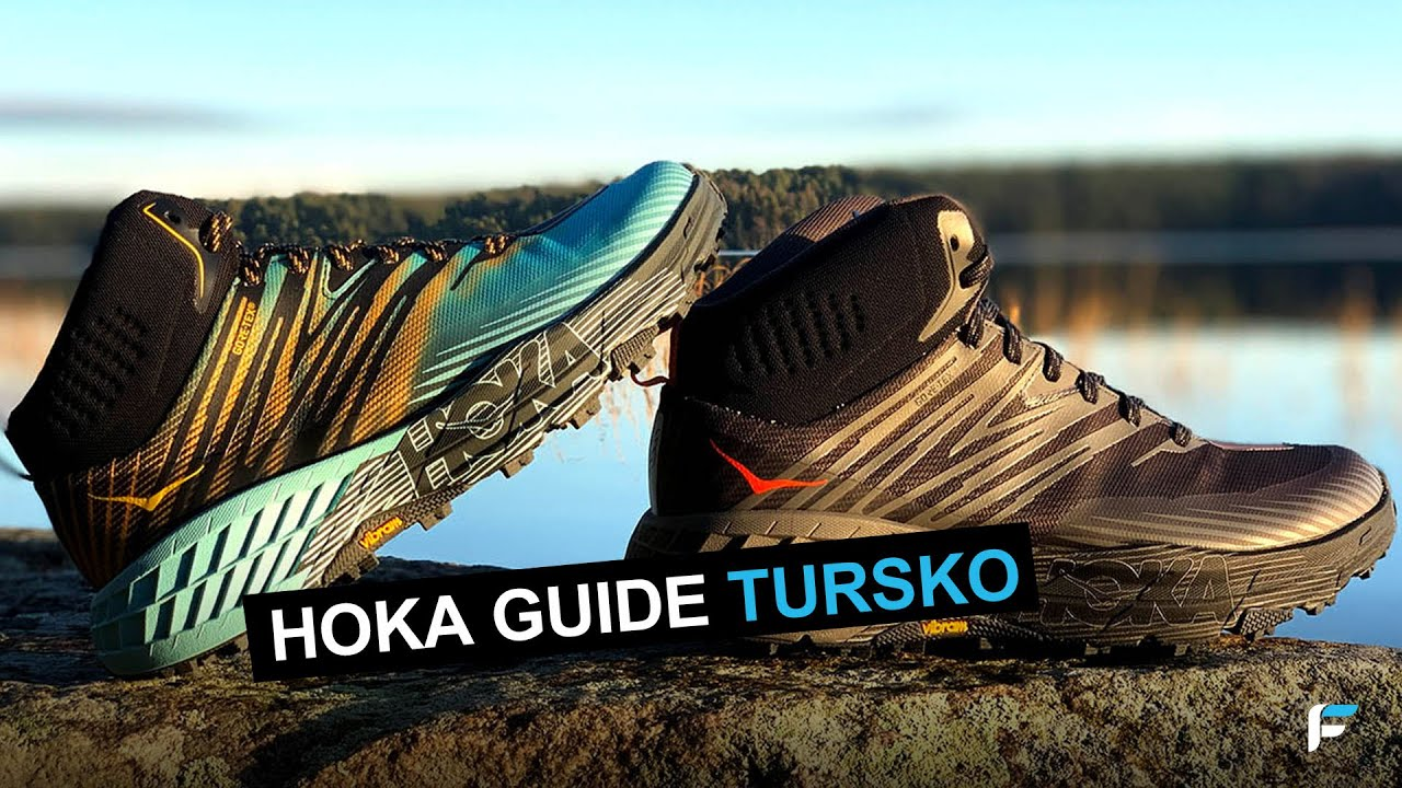 Hoka sko Se guide for å finne riktig modell (2020