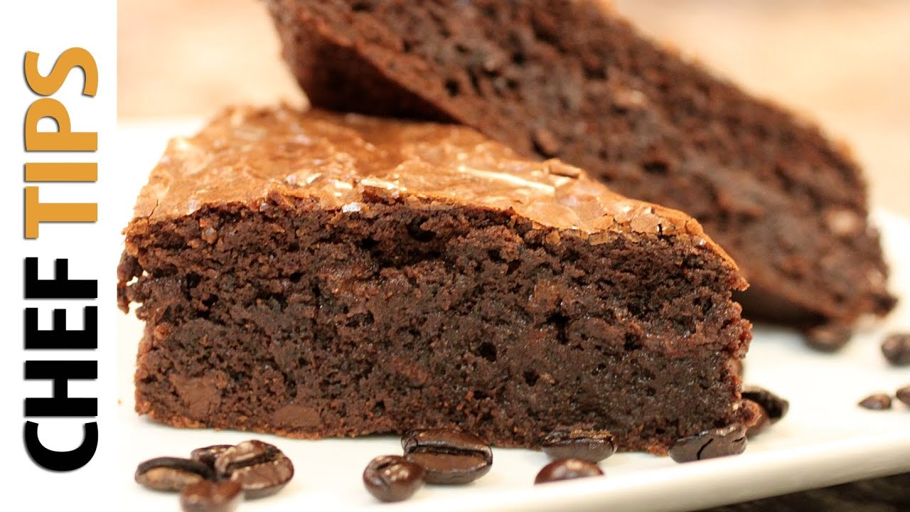 Fudgy Espresso Chocolate Brownies Best Brownie Recipe Ever YouTube