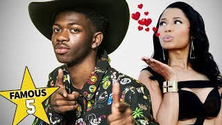 Top 5 Lil Nas X Strange Facts & Updates ( Nicki Minaj Fan @NasMaraj, BuzzFeed & More )