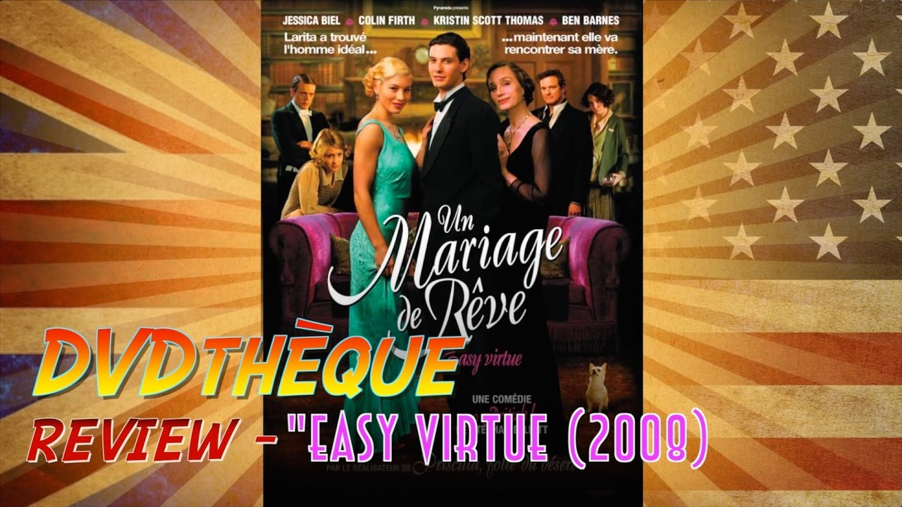 Download [DVDthè̀que - REVIEW] - ''Easy Virtue'' (2008)
