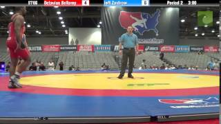 Video B Division 97KG - Octavius Bellamy vs. Jeff Zastrow download MP3, 3GP, MP4, WEBM, AVI, FLV November 2017