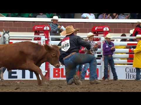 Rodeo Highlights Of The Day - Day 5