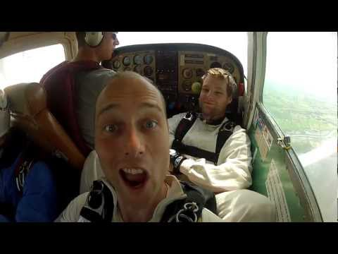 Skydive Stauning
