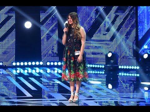 Demi Lovato - Father. Vezi aici cum cântă Ana Nica Vacari, la X Factor!