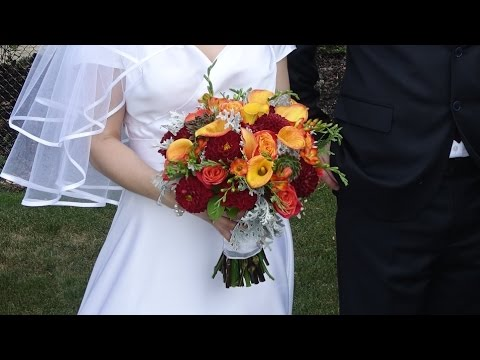 Permalink to Wedding Bouquet With Yellow Roses